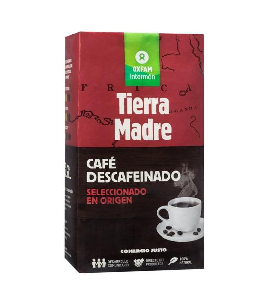 Café molido DESCAFEINADO 250 g. Intermón Oxfam