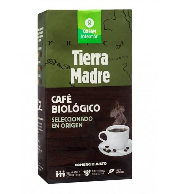 Café molido BIOLÓGICO 250 g. Intermon Oxfam
