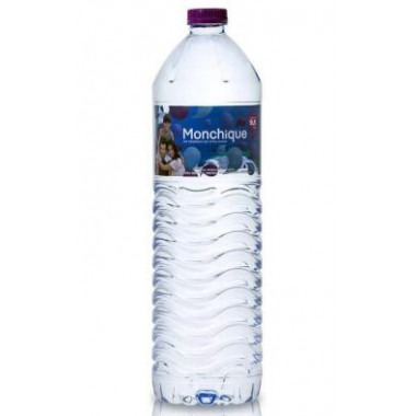 Agua ALCALINA 1,5 l. Monchique