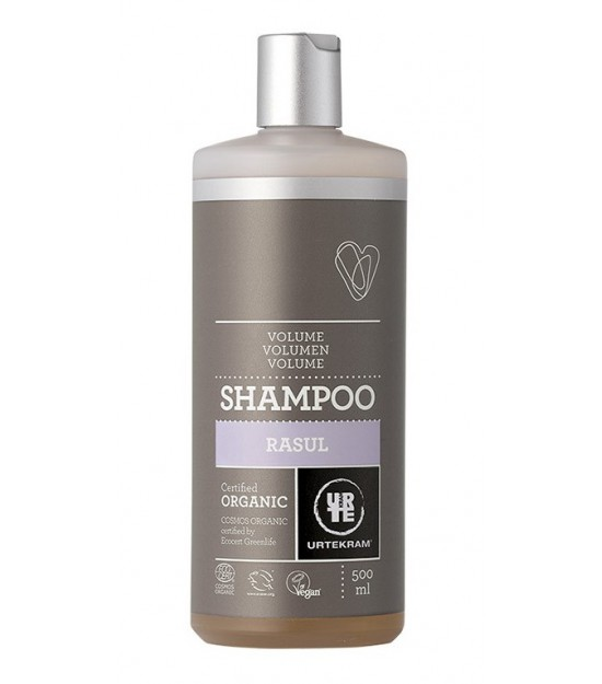 Champú RASUL cabello graso 500 ml. Urtekram