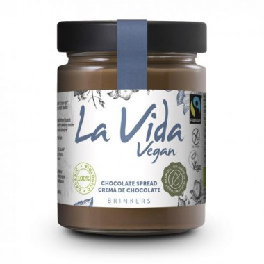 Crema CHOCOLATE 270 g Vida Vegan