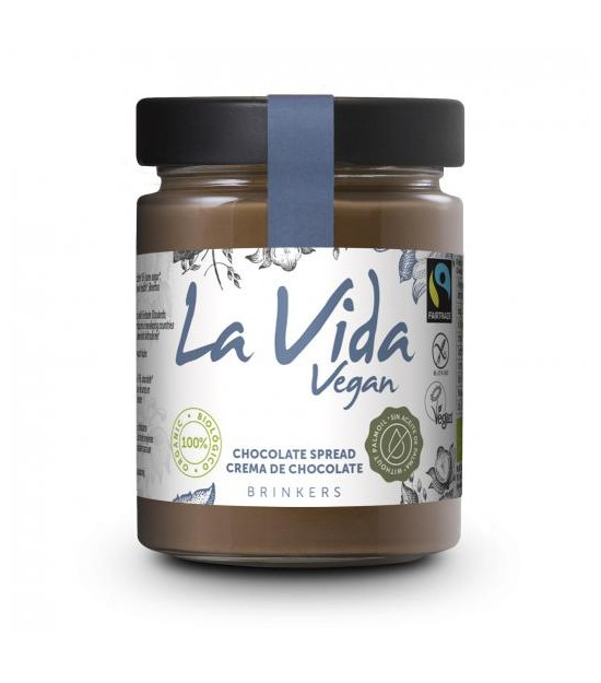 Crema CHOCOLATE 270 g Vida Vegan