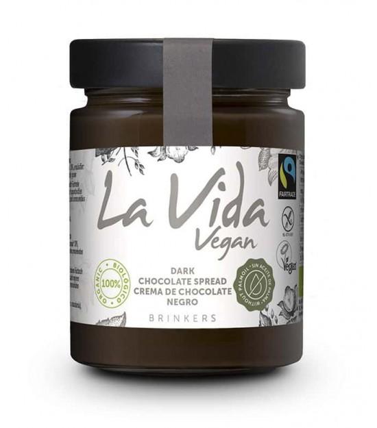 Crema CHOCOLATE NEGRO 270 g Vida Vegan