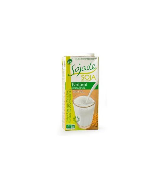 Bebida de SOJA s/sal y s/az 1 l. Sojade