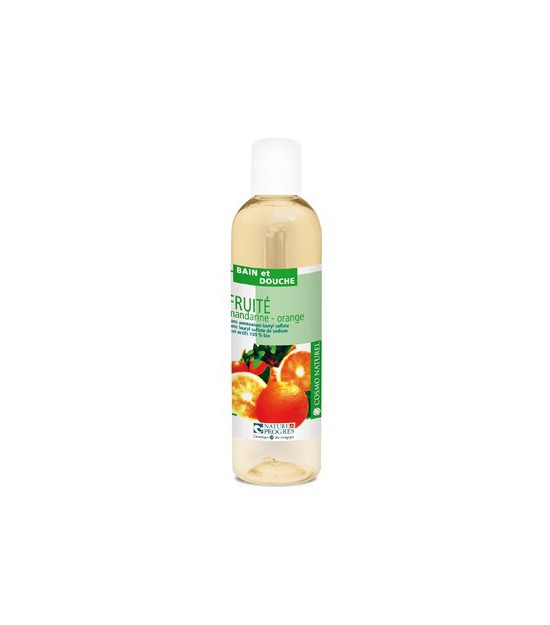 Gel de ducha CITRICOS REVITALIZANTE 1 l. Cosmo Naturel