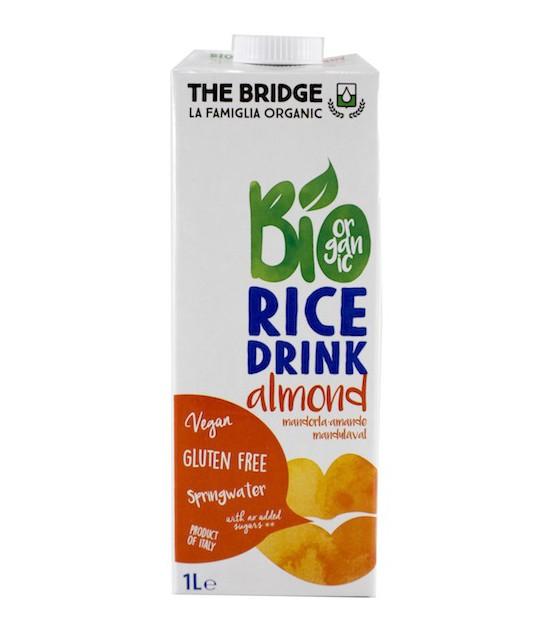 Bebida ARROZ y ALMENDRA 1 l. The Bridge