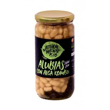 ALUBIAS con alga KOMBU 660 g. Naturalmentebio