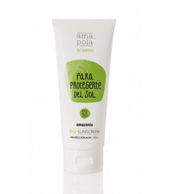 Para protegerte del sol 50 FPS 200 ml. Amapola