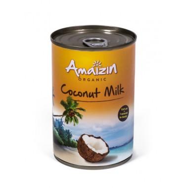 Leche de COCO 400 ml. Amaizin