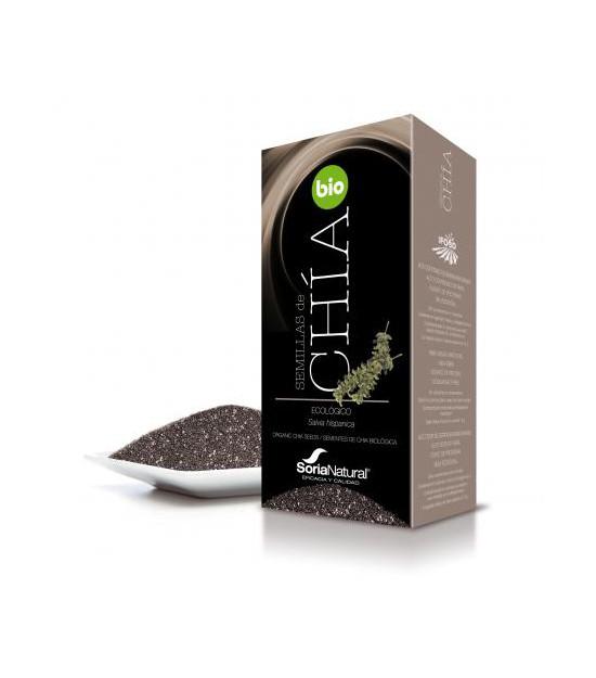 Semillas de CHÍA 250 g. Soria Natural