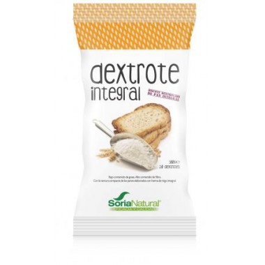 Pan DEXTROTE INTEGRAL 300 g. Soria Natural
