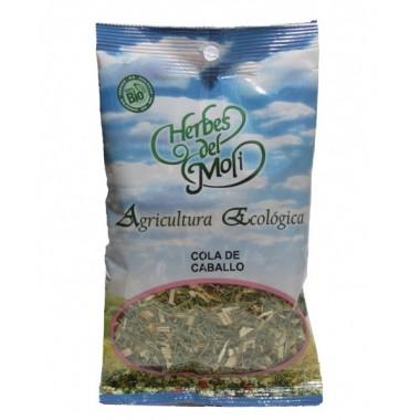 Bolsa COLA de CABALLO planta 30 g. Herbes del Molil