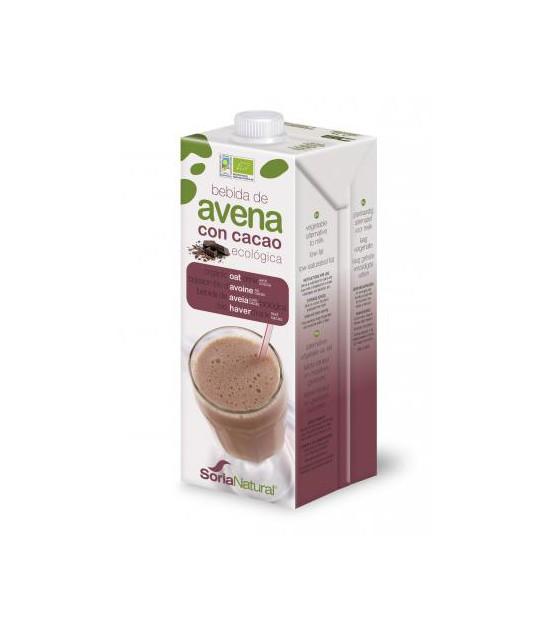 Bebida AVENA y CACAO 1 l. Soria Natural
