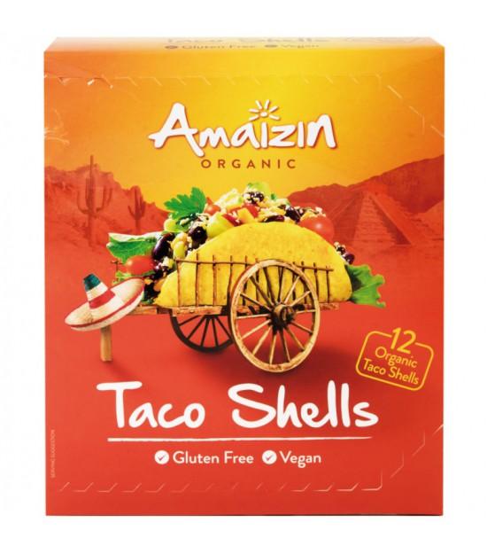 Tortillas de maiz para TACOS 150 g. Amizin