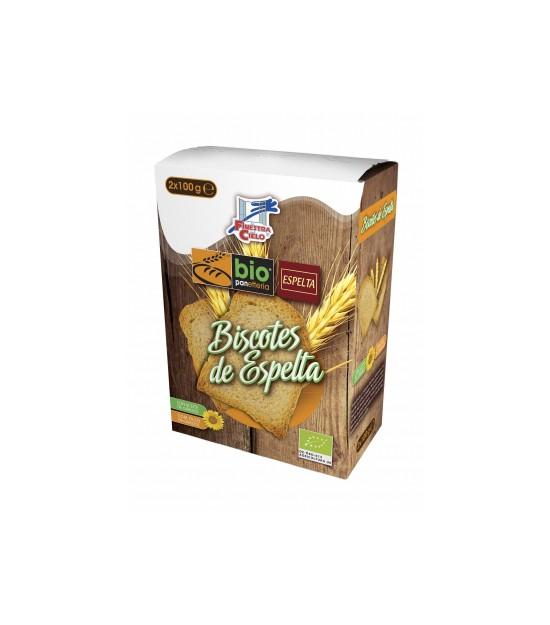 Biscotes de Espelta 2x100 g. La Finestra