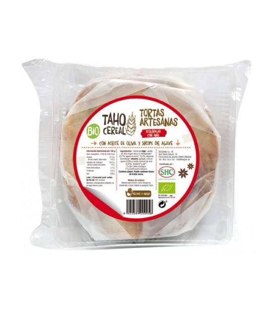 TORTAS artesanas con ANÍS 180 g. Taho