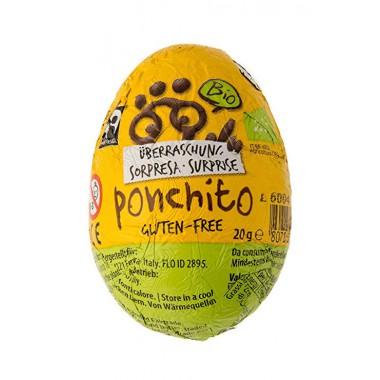 Huevo Ponchito 20 g.