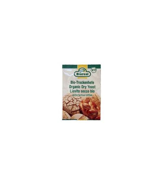 Levadura para pan y pasteles 9 g. Bioreal