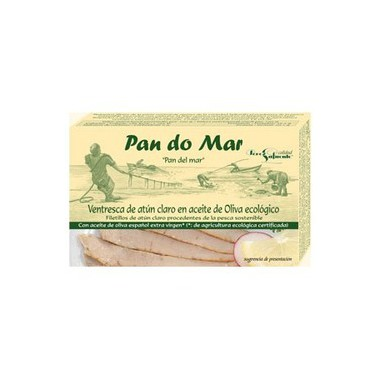 VENTRESCA de ATÚN en aceite de oliva 120 g. Pandomar