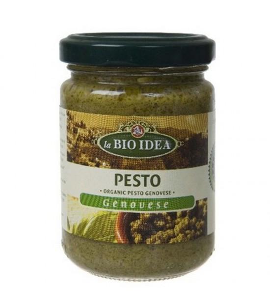 Pesto genovese bio idea 140 g bio