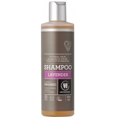 Champú LAVANDA todo tipo de cabello 500 ml Urtekram