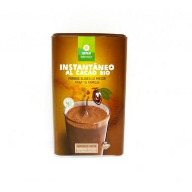 Instantáneo al cacao 400 g Intermón
