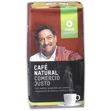 Café MOLIDO NATURAL 250 g. Intermon