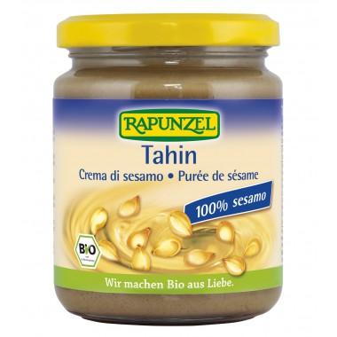 TAHIN SIN SAL 250 g. Rapunzel