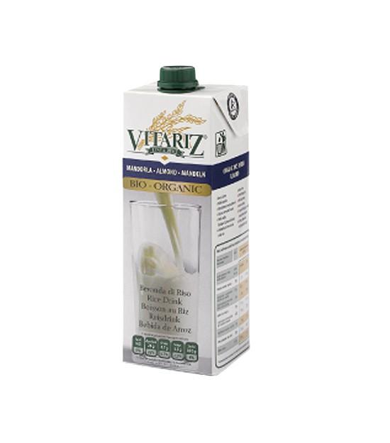 Bebida ARROZ ALMENDRAS 1 l. Vitariz