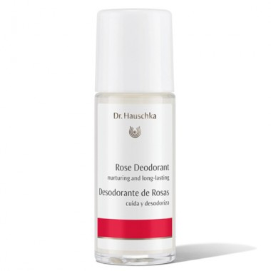 Desodorante PÉTALOS de ROSA 50 ml Dr Hauschka
