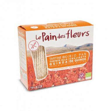 Pan de flores de QUINOA 150 g.