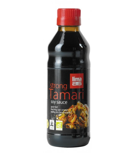 Tamari lima 250 ml sin gluten