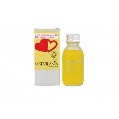 Aceite Hidratante suave BEBÉ 100 ml. Matarrania