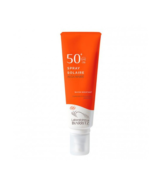 Spray protector cara y cuerpo SPF 50