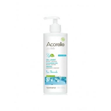 Champú y gel RELAJANTE BEBÉ 400 ml Acorelle