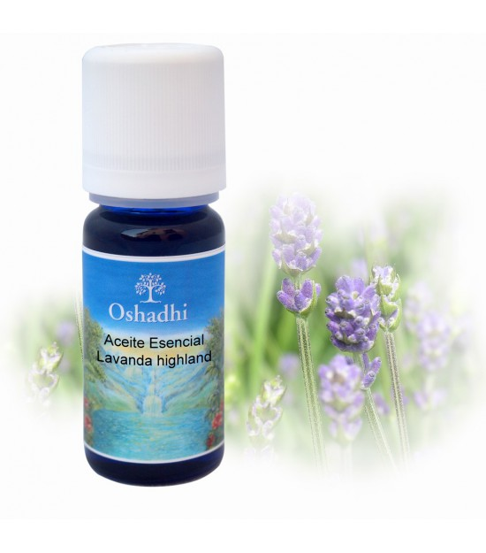 AE LAVANDA Highland 30 ml. Oshadhi