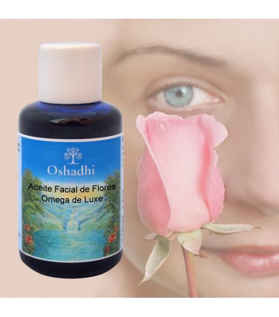 Aceite facial OMEGA DE LUXE 30 ml. Oshadhi