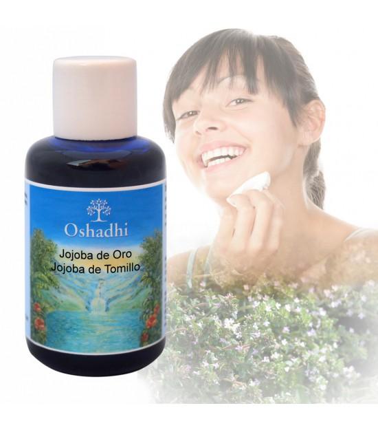 Aceite Facial JOJOBA de TOMILLO 30 ml. Oshadhi