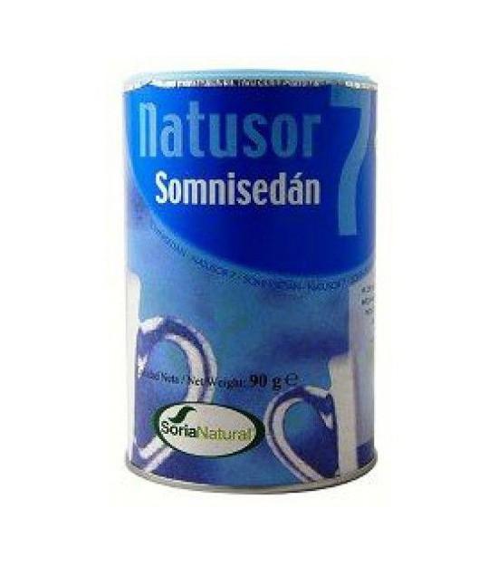 NATUSOR - 7 SOMNISEDAN BOTE