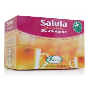 Infusión SALVIA 20 ud. Soria Natural