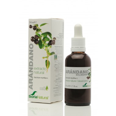 Extracto de ARÁNDANO 50 ml Soria Natural