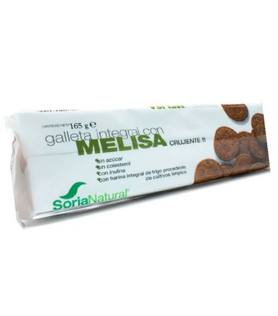 Galletas MELISA 160 g. Soria Natural