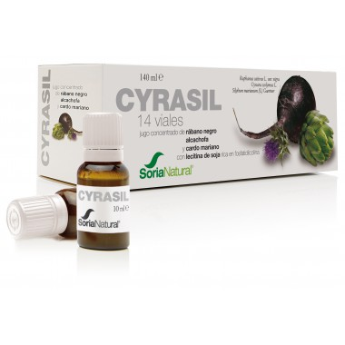 CYRASIL 14 viales
