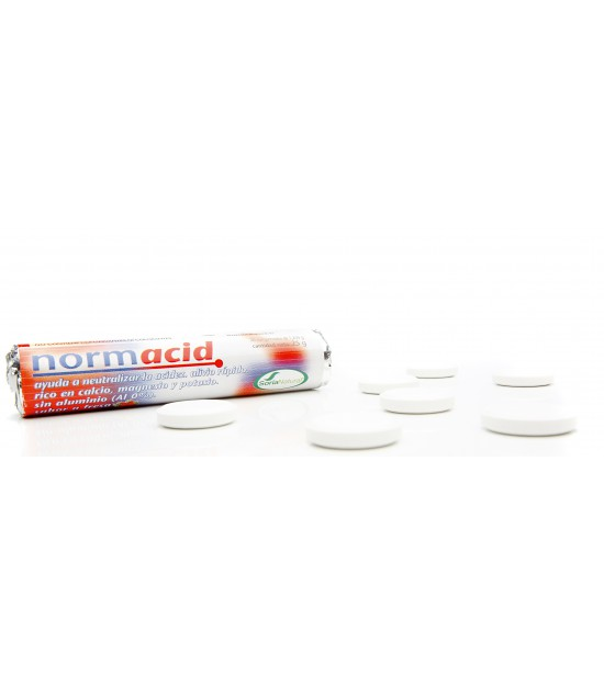 NORMACID 20 comps. 25 g. Soria Natural