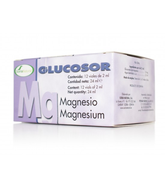 GLUCOSOR MAGNESIO (12 v.)