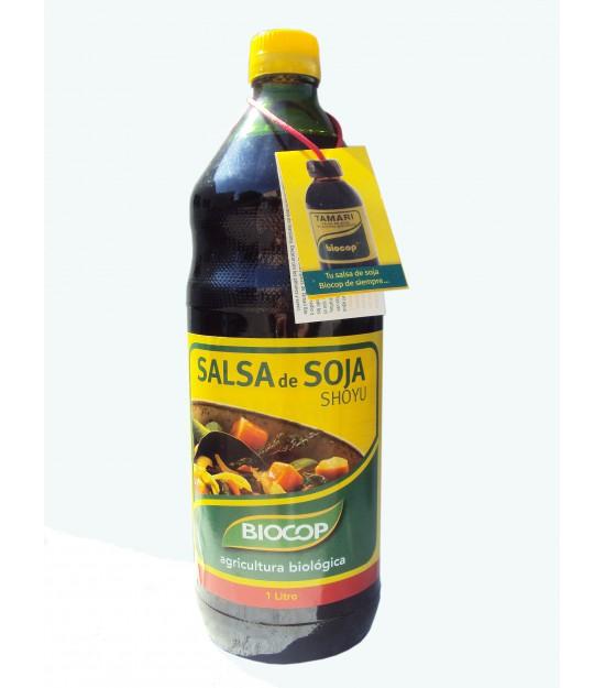 Salsa de Soja SHOYU 1l. Biocop