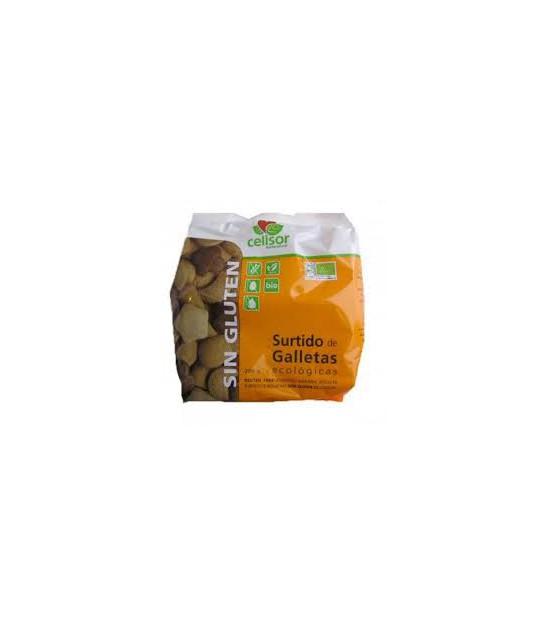 SURTIDO de GALLETAS sin gluten 200 g. Soria Natural