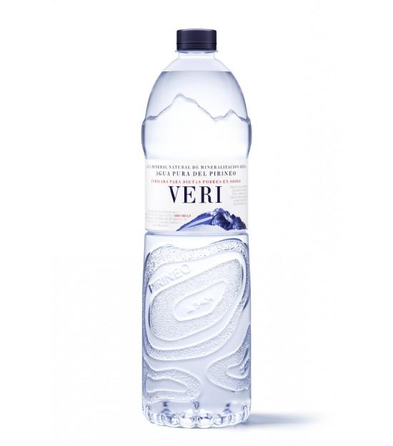 Agua mineral 1,5 l. VERI