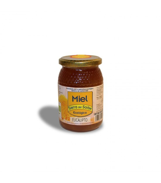 Miel de EUCALIPTO 500 g. Guadanatur