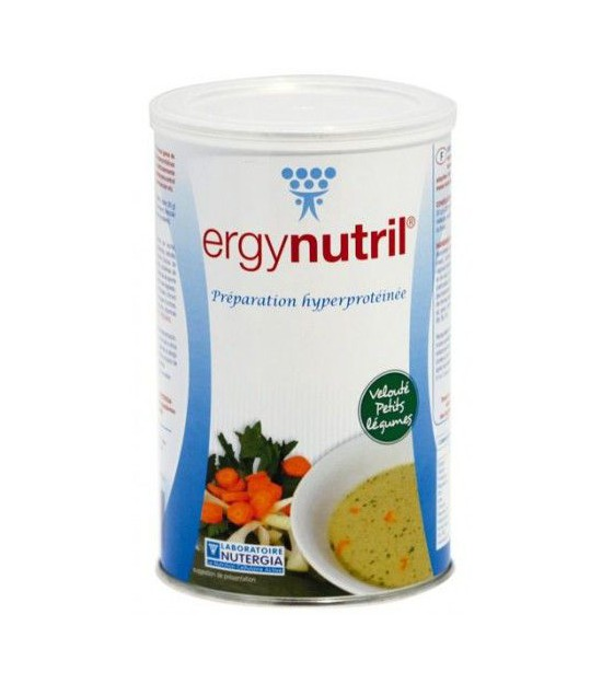Ergynutril VERDURAS proteina leche